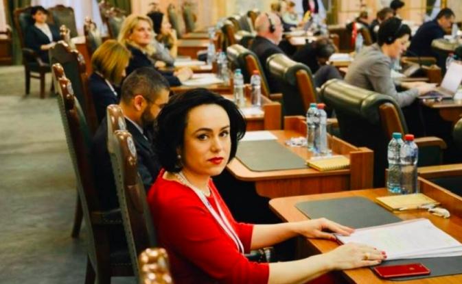 Simona Bucura Oprescu: Se va majora punctul de pensie!