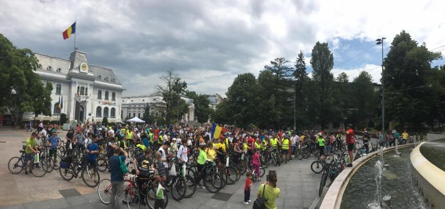 Săptămâna europeană a mobilităţii la Piteşti