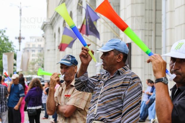 Silvicultorii ies în stradă! Vezi de ce protestează!