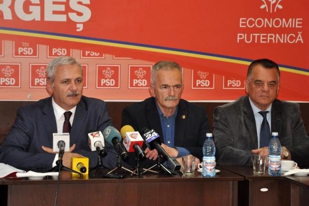 Cornel Ionică îi mulțumește președintelui PSD