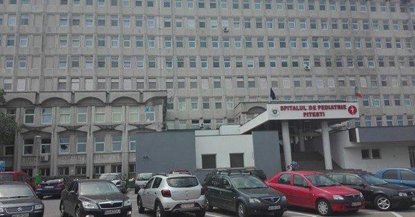 Aparat RMN la Spitalul de Pediatrie din Piteşti