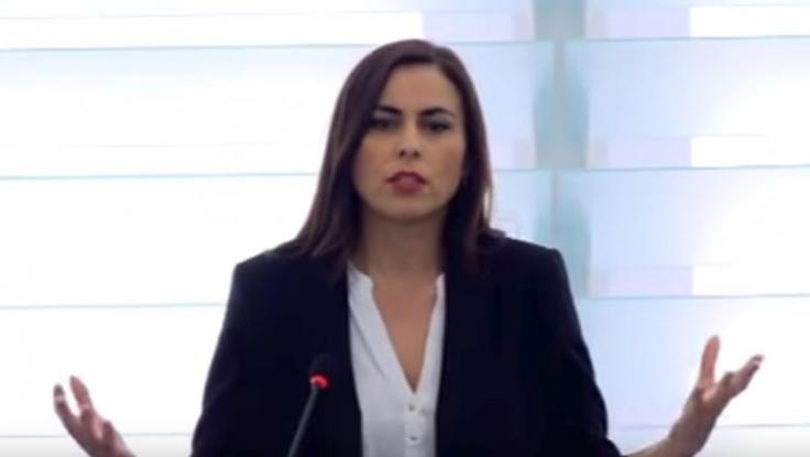 Gabriela Zoană, numită secretar de stat